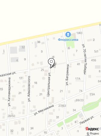 Импорт Деталь на карте