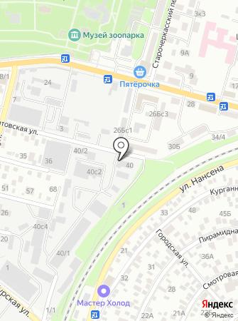 АБС ЭНЕРГО на карте
