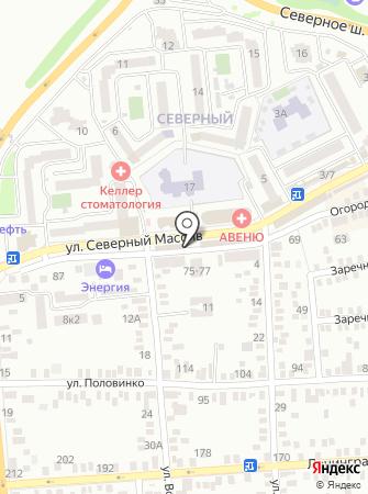 Аква Плюс на карте