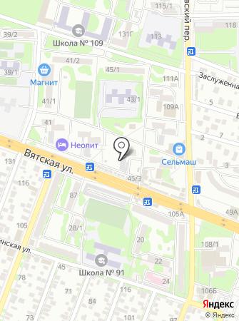 СтоЛото на карте