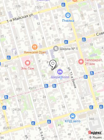 PRO MODEL GROUP на карте