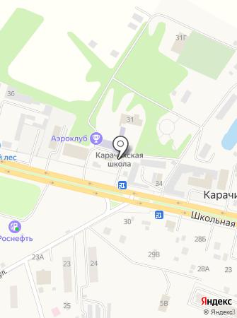 Лесопилки Ярославля на карте