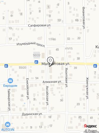 THE СНИМОК на карте