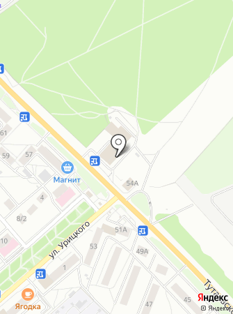Строй Артель на карте