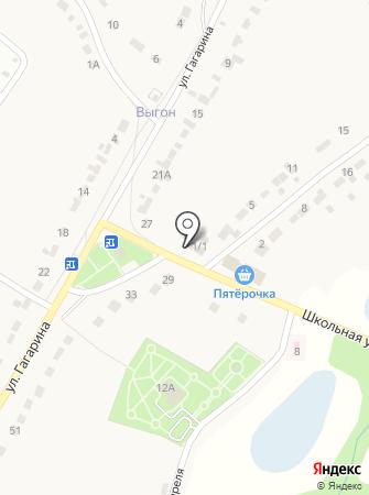 Черемушки на карте