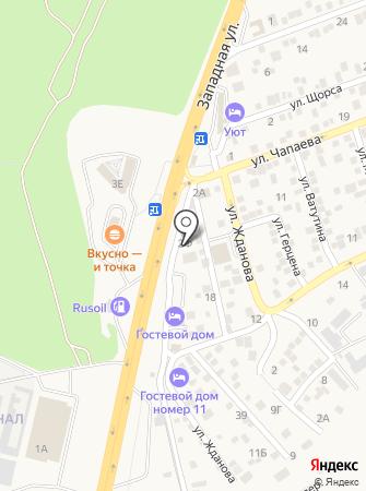 РостовКомТранс на карте