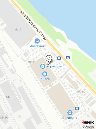 Встройка и Вытяжки на карте