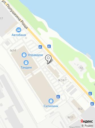 Основной элемент на карте