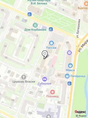 Провинция.ру на карте