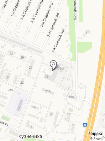 ГалантОпт на карте