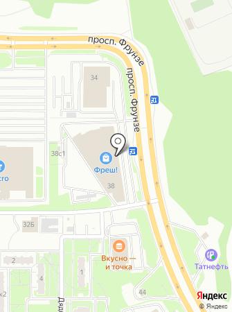 Оримэес на карте