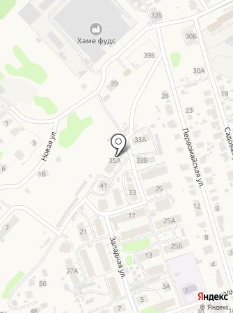 ТСЖ Дом 35а на карте