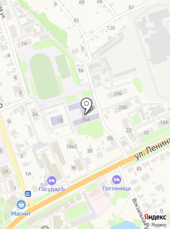 Боголюбовская средняя общеобразовательная школа на карте