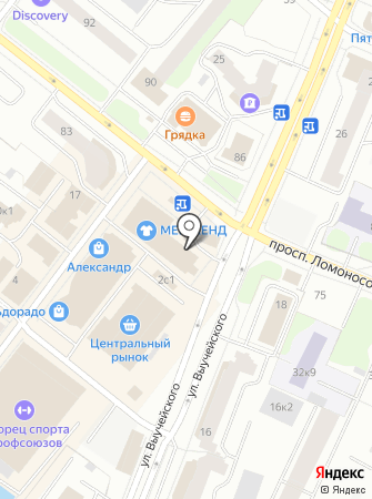 Аудит-центр на карте