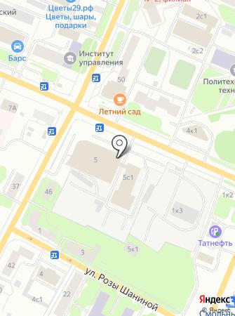 Грундфос на карте