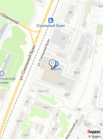 Позитив-Авто на карте