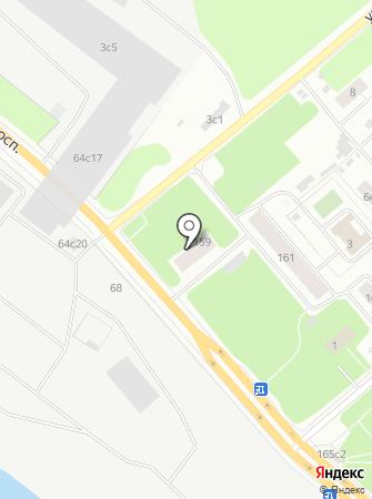 SL на карте