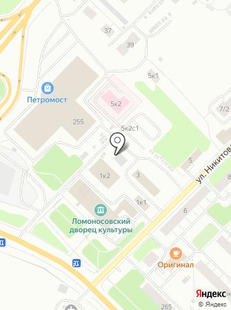 Н3 на карте