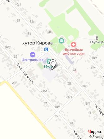 Федерация тхэквондо Новокубанского района на карте