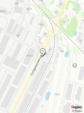Сигналс-П-Вичуга на карте