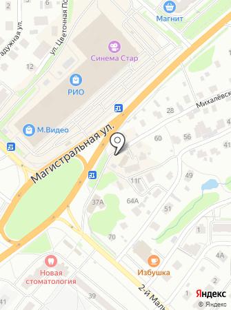 JWay studio на карте