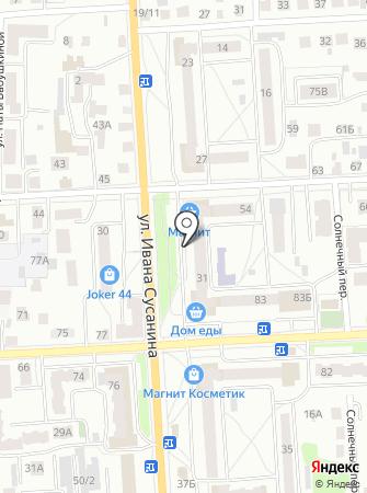Магазин свежего пива на карте