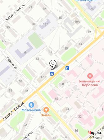 Шуваловские колбасы на карте