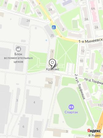 Промэлектроника 2 на карте