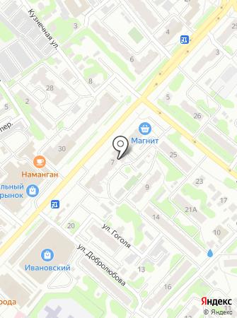 Монтажтелеком на карте
