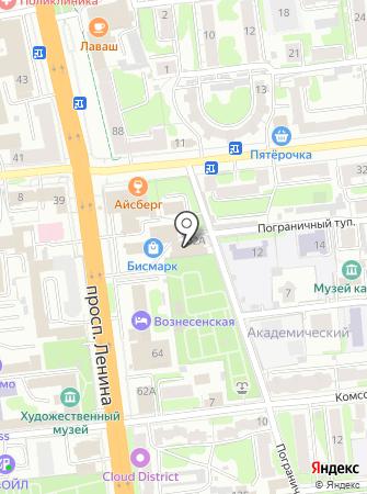 BaitekMachinery на карте