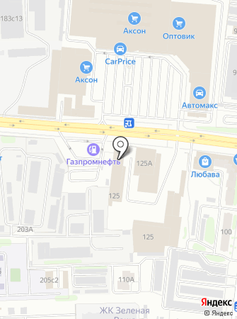 Ельдекор на карте