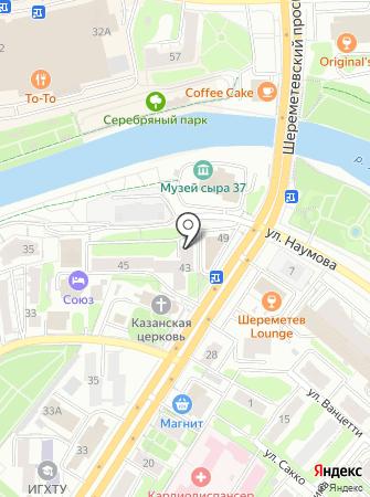 Selfie bar на карте
