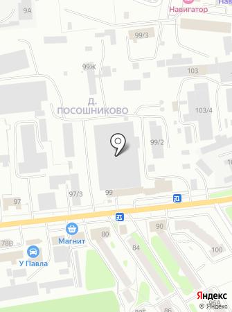 Альянс Компани на карте