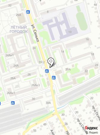 Максимовские колбасы на карте