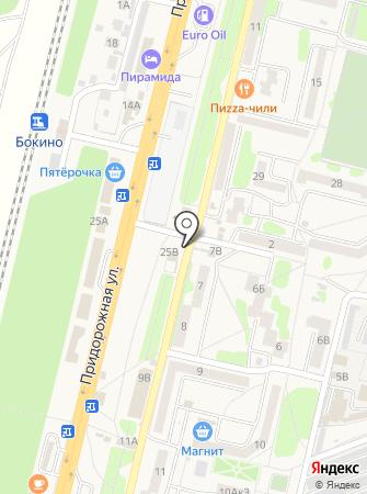 BestAuto на карте