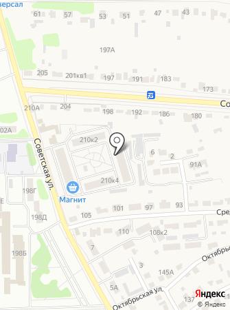 Строительная компания Жупиков на карте