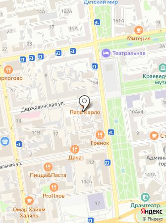 Спецтехнологии на карте