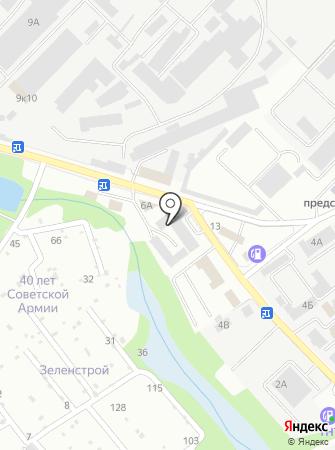 Центр медицины катастроф на карте