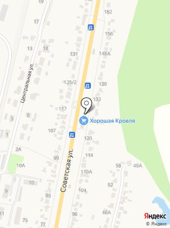 Шиномонтажная мастерская грузовых и легковых автомобилей на карте