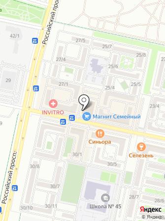 ЭфирТелеком на карте