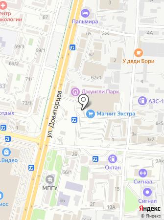 Redmond на карте