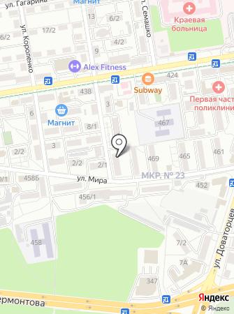 SPY26.ru на карте