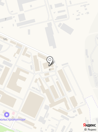 Ставропольстройопторг, ЗАО на карте