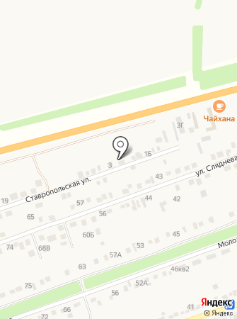 Чайхана на карте
