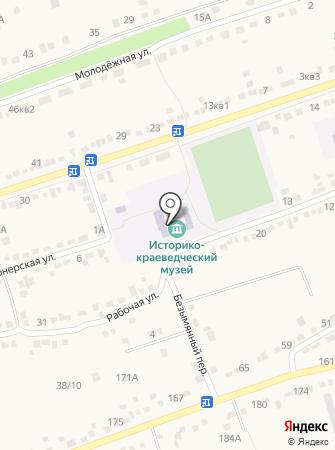 Средняя общеобразовательная школа №13 на карте
