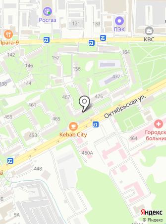 Информационно-методический центр работников образования на карте