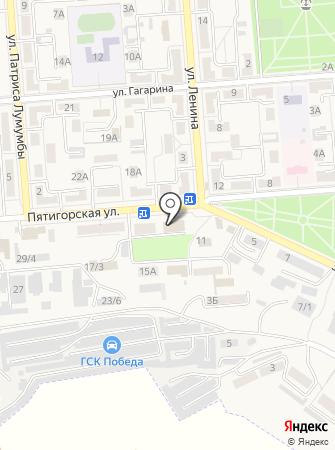 Управление ЖКХ на карте