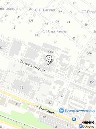 МС-Моторс на карте