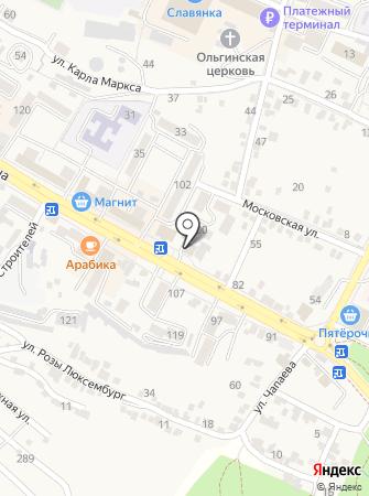 Автомагазин №1 на карте