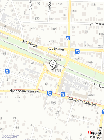 Шиномонтажная мастерская на карте